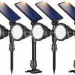 ROSHWEY Outdoor Solar Spotlights