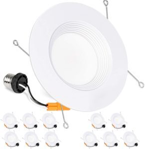 Hykolity 5 by 6-Inch LED Recessed Downlight Review