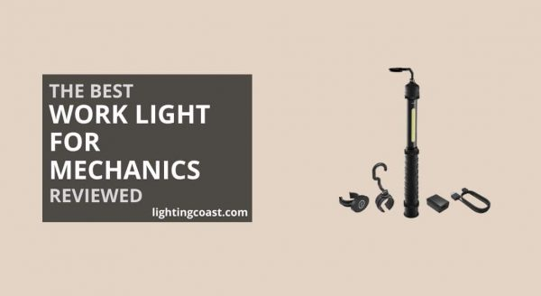 10 Best Work Light for Mechanics 2021 – (Automotive, Cars)