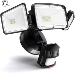 Floodlights for outdoor