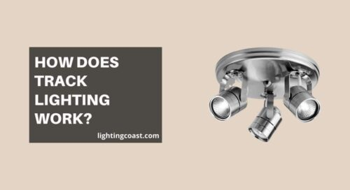 How Does Track Lighting Work