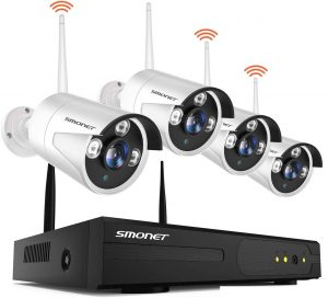 SMONET Wireless Security Camera Systems
