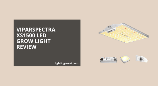 VIPARSPECTRA XS1500 LED Grow Light Review