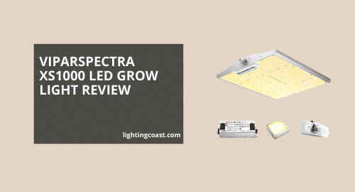 ViparSpectra XS1000 Review: An Affordable LED Grow Light