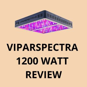Viparspectra 1200w Review